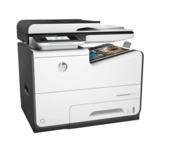 HP PageWide P57750dw Managed